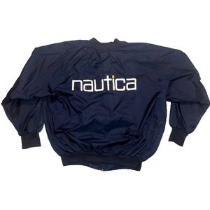 Vintage Nautica Sailing Jacket One Size Fits Most